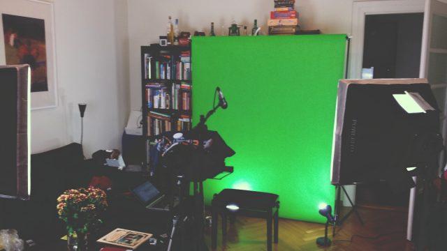 Moja historia - nagrywanie pierwszego kursu wideo