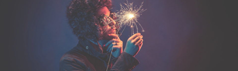 Postanowienie noworoczne - okładka blog