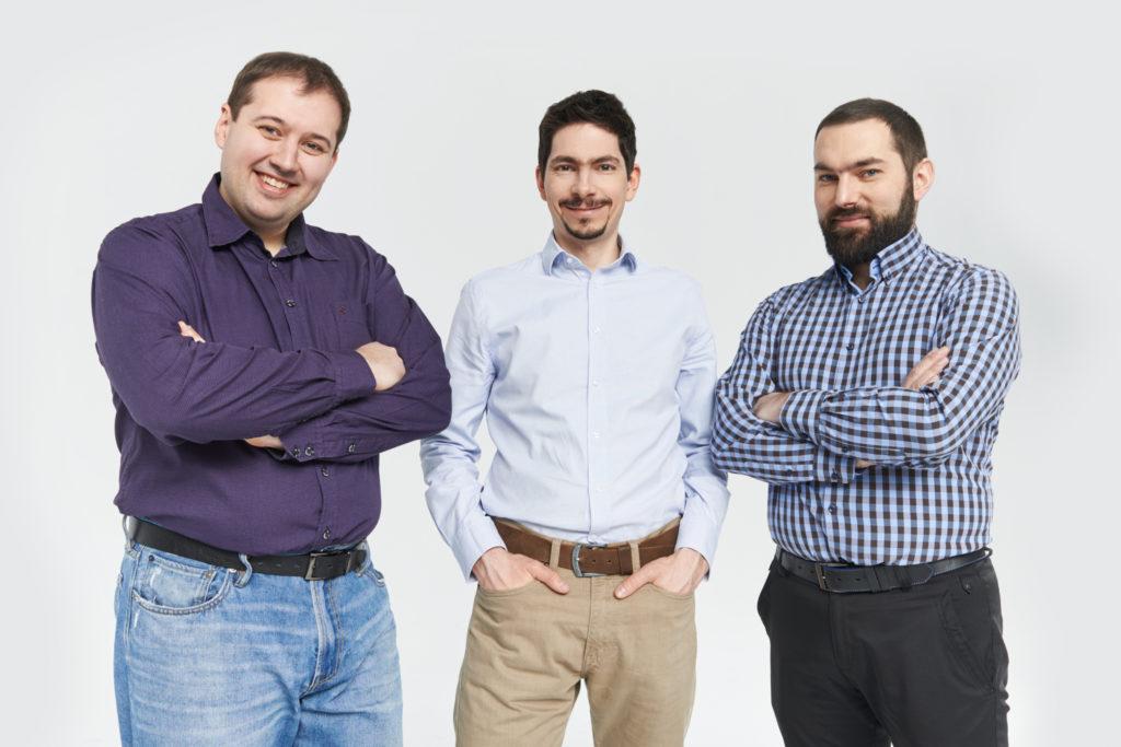 Założyciele Sotrender